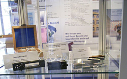 Presentation at Control trade fair 2006