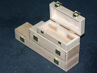 Wooden Cases